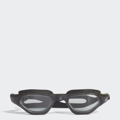 Plávanie Siva Plavecké okuliare Persistar 180 Unmirrored