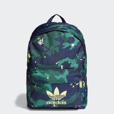 Youth Originals Green Camo Classic Backpack