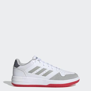 Men Basketball White Gametalker Shoes