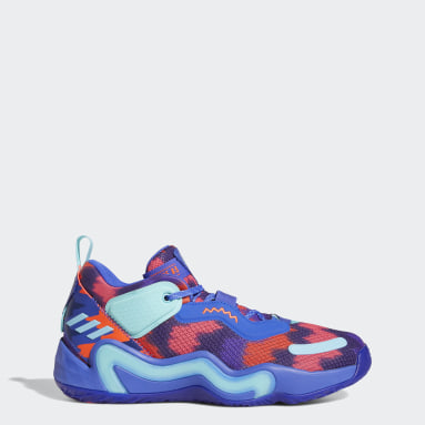 Basketball Blue D.O.N. Issue #3: Playground Hoops PVG Shoes