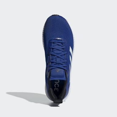 Tenis Solar Blaze Azul Hombre Running