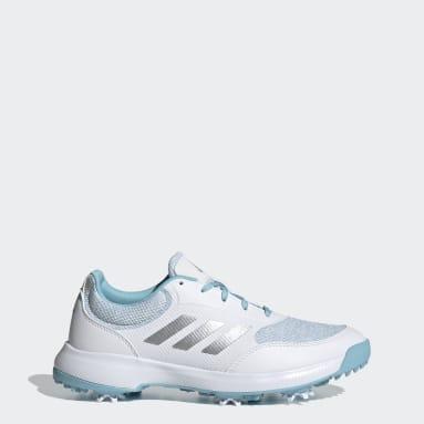 Women Golf White Tech Response 2.0 Golf Shoes