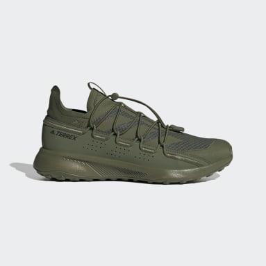 TERREX Green Terrex Voyager 21 Travel Shoes