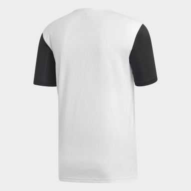 Men Football White Estro 19 Jersey