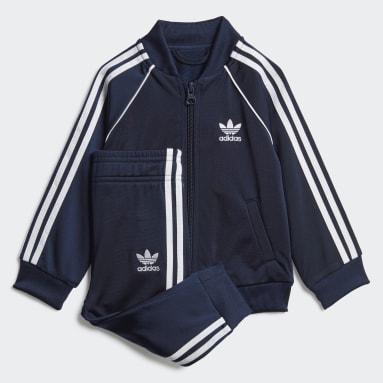 Infant & Toddler Originals Blue SST Track Suit