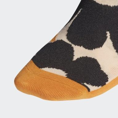 Chaussettes adidas x Marimekko (3 paires) Rose Adolescents 8-16 Years Entraînement