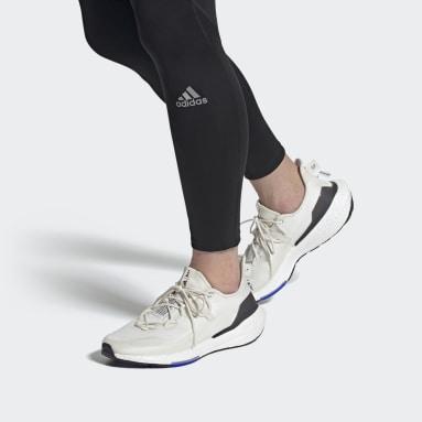 Running Ultraboost 21 x Parley Laufschuh Weiß