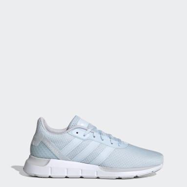 Women Lifestyle Blue Swift Run RF Shoes