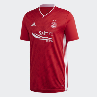 Maillot Aberdeen FC Domicile Rouge Hommes Football