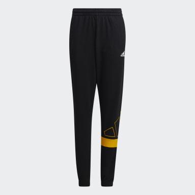 Boys Training Black Sweat Pants