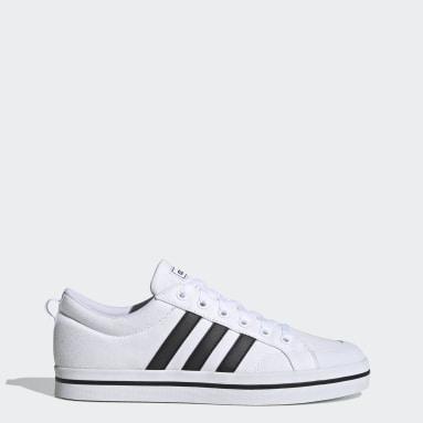Men Sport Inspired White Bravada Shoes