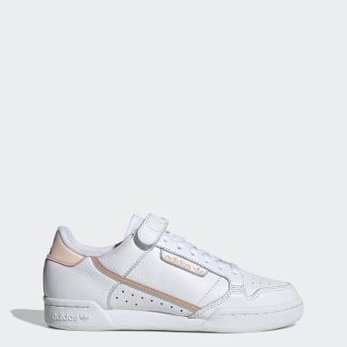 Women Originals White Continental 80 Breakbeat Shoes