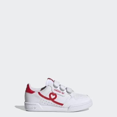 Barn Originals Vit Continental 80 Shoes