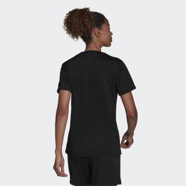 Maillot Domicile Black Ferns Rugby Primeblue Replica Noir Femmes Rugby