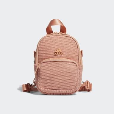 Women's Training Pink Air-Mesh Mini Backpack
