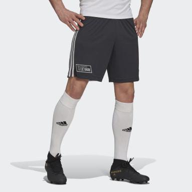Football Grey 1. FC Union Berlin 21/22 Away Shorts