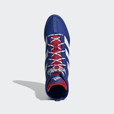 Chaussure Box Hog 3 Bleu Boxe