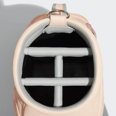 Women Golf Pink Colorblock Golf Bag