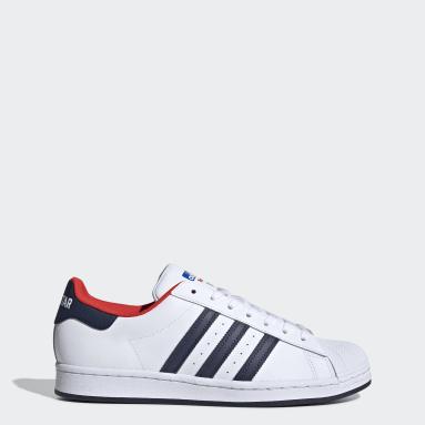 Men's Originals White SuperstarShoes