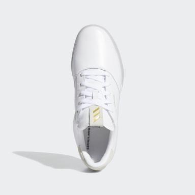 Chaussure de golf Adicross Retro blanc Golf