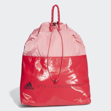 розовый Сумка-мешок adidas by Stella McCartney