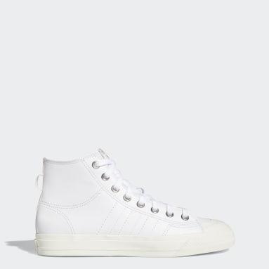Men's Originals White Nizza HI RF shoes