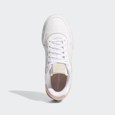 Women's Essentials White Postmove SE Shoes