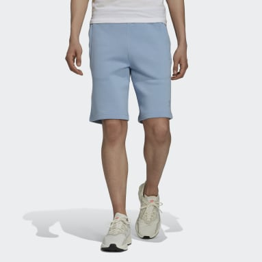 Men Originals Blue Adicolor Classics MM Trefoil Shorts