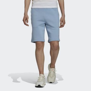 Short Adicolor Classics MM Trefoil Bleu Hommes Originals