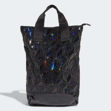 Kids Originals Black Toploader Backpack