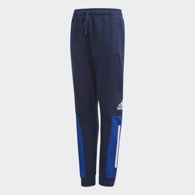 Pants Sport ID Azul Niño Training