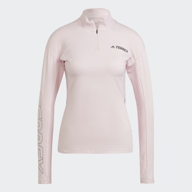 Camiseta Terrex Xperior Rosa Mujer TERREX