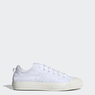 Chaussure Nizza RF blanc Originals