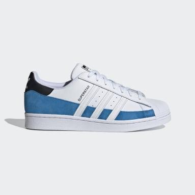 Originals Blue Superstar Shoes