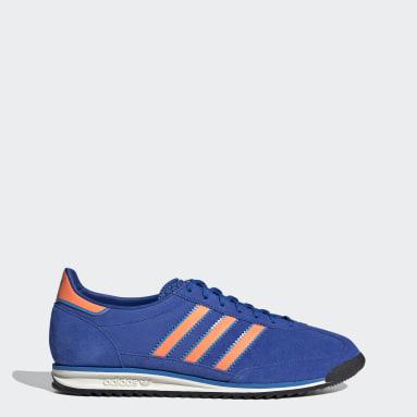 Women Originals Blue SL 72 Shoes