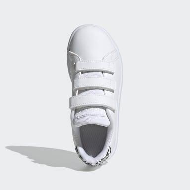 Zapatillas Advantage Plomo Niño Diseño Deportivo