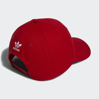 Men's Originals Red Icon Snapback Hat