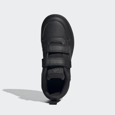 Kids 4-8 Years Running Black Tensaur Shoes