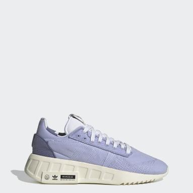 Women Originals Purple Geodiver Primeblue Shoes