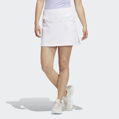 Jupe-short Primeblue blanc Femmes Golf