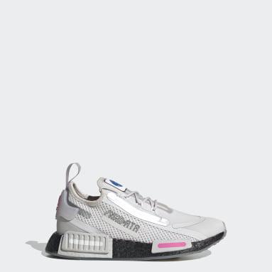 Kids Originals Grey NMD_R1 Spectoo Shoes