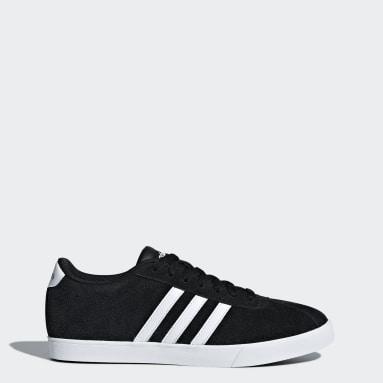 Sapatos Courtset Preto Mulher Sportswear