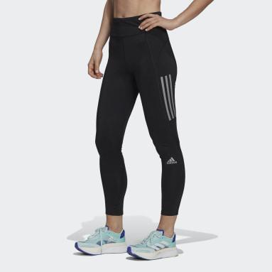 Kvinder HIIT Sort Own the Run 7/8 Running leggings
