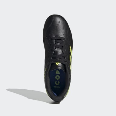 Calzado de Fútbol Copa Sense 4 Multiterreno Negro Niño Fútbol