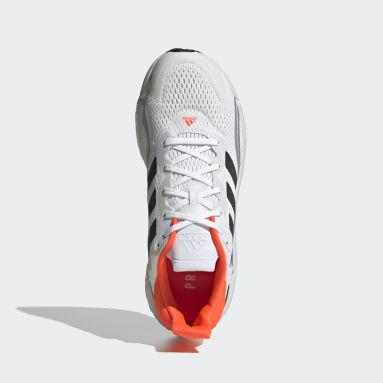Hardlopen wit Solarboost 3 Schoenen