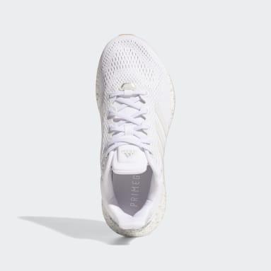 Women's Running White Pureboost 21 Shoes