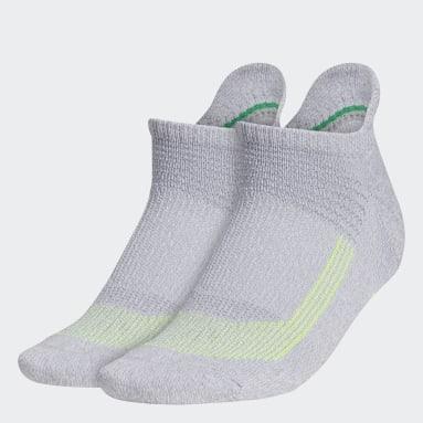 Women's Running Grey Superlite UB21 Tabbed No-Show Socks 2 Pairs