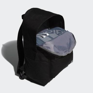 Gym & Training Black Future Icons Backpack