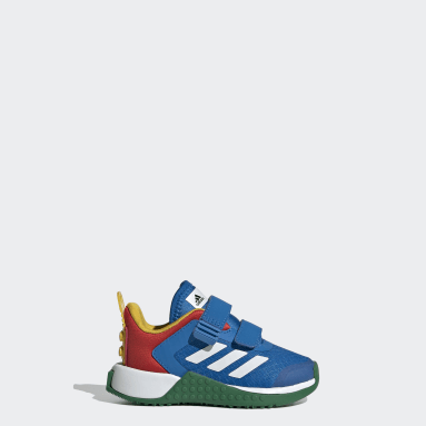 Infant & Toddler Running Blue adidas x LEGO® Sport Shoes