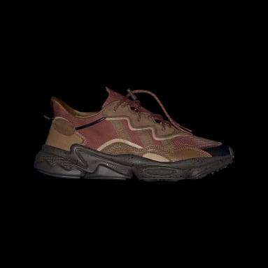 Men Originals Red OZWEEGO Shoes